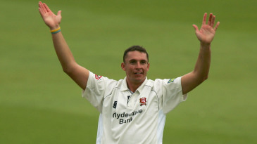 Andre Nel in action for Essex