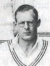 Jack Kerr on the 1937 tour of England
