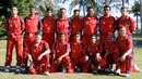 The Hong Kong team at Kahlin Oval. ICC WCL Div 3, Darwin - 27.05.2007