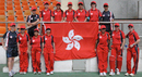 The Hong Kong Women's Cricket Team - Shenzhen, China 24.06.2007