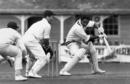 Dilip Sardesai batting in England in 1971