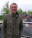 Phil Tufnell seen enjoying the cricket,  England v India, 1st ODI, Southampton, August 21, 2007