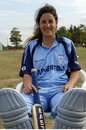 Argentina Women Captain Catalina Greloni