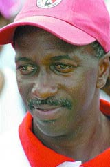 David Williams, West Indies' assistant coach