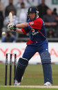 Paul Collingwood scored 91 off 71 balls, England v India, 5th ODI, Headingley, September 2, 2007