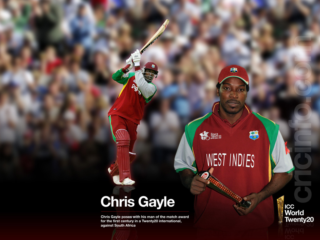 Free download wallpaper hd: west indies cricketer chris gayle its.