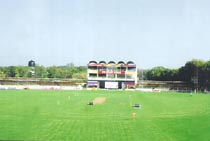 Reliance Stadium, Vadodara