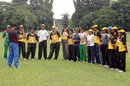 Zafrul Ehsan, the high performance coach, talks to the Bangladesh women's squad