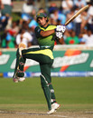 Imran Nazir swivels on one leg to steer a ball to the on side, Bangladesh v Pakistan, Group F, ICC World Twenty20, Cape Town, September 20, 2007