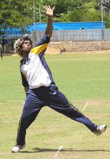 Can Lasith Malinga return to the peak of the powers he showed at the World Cup in April?