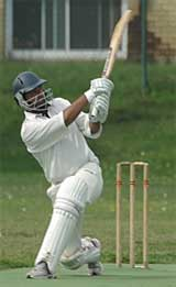 Qaiser Ali's hundred helped Adastrians to retain the Quebec title