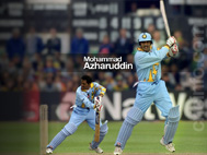 Mohammad Azharuddin<br><br>