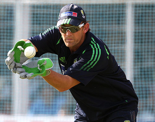 Gilchrist was arguably the best wicket keeper batsman of his era. (AFP)