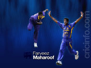 Farveez Maharoof, Man-of-the-match, 1st ODI