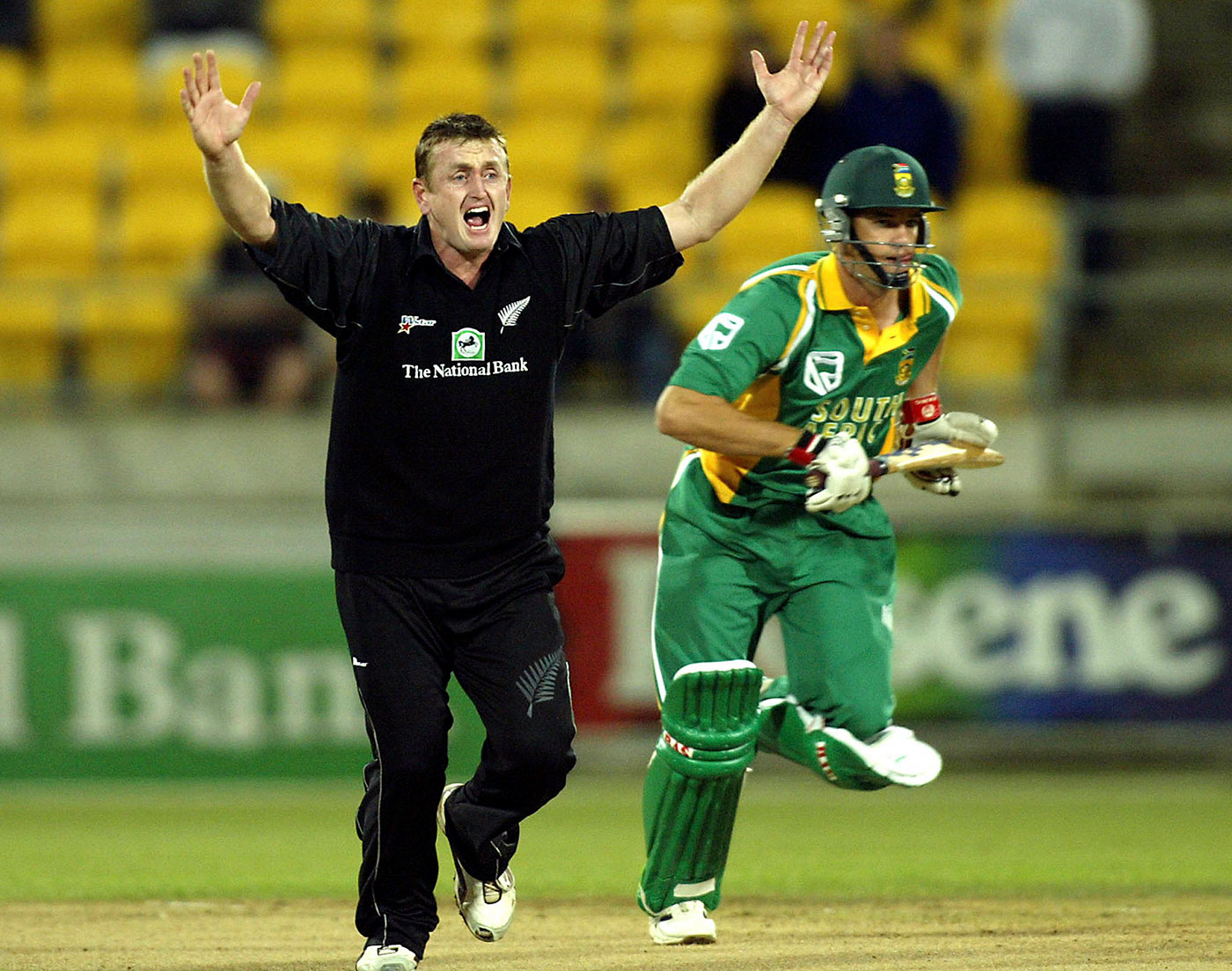 In his first ODI, Morkel bowled a bit and batted a (tiny) bit alongside an array of team-mates with a  similar job profile