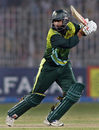 Mohammad Yousuf's fifty anchored Pakistan's chase, Pakistan v South Africa, 3rd ODI, Faisalabad, October 23, 2007