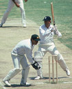 Eddie Hemmings on his way to 95 as nightwatchman, Australia v England, 5th Test, Sydney, January 7, 1983