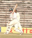 Talha Jubair hit 45 for Dhaka, National Cricket League, October 28, 2007