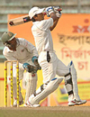 Hannan Sarkar pulls on his way to 85, Dhaka v Barisal, National Cricket League, Mirpur, November 3, 2007
