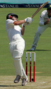 Craig Cumming tries to pull but is hit on the grill, South Africa v New Zealand, 2nd Test, Centurion, 1st day, November 16, 2007