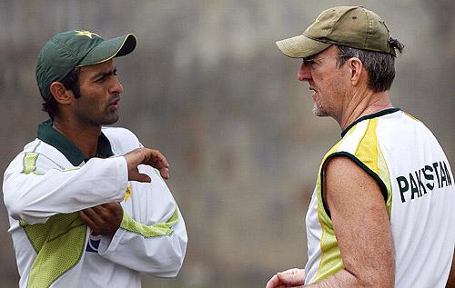 Shoaib Akhtar in conversation With Coach Geoff Lawson