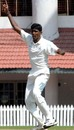 Tamil Nadu's P Amarnath took five wickets in Karnataka's first innings, Tamil Nadu v Karnataka, Ranji Trophy Super League, Group A, 3rd round, Chennai, 3rd day, November 25, 2007