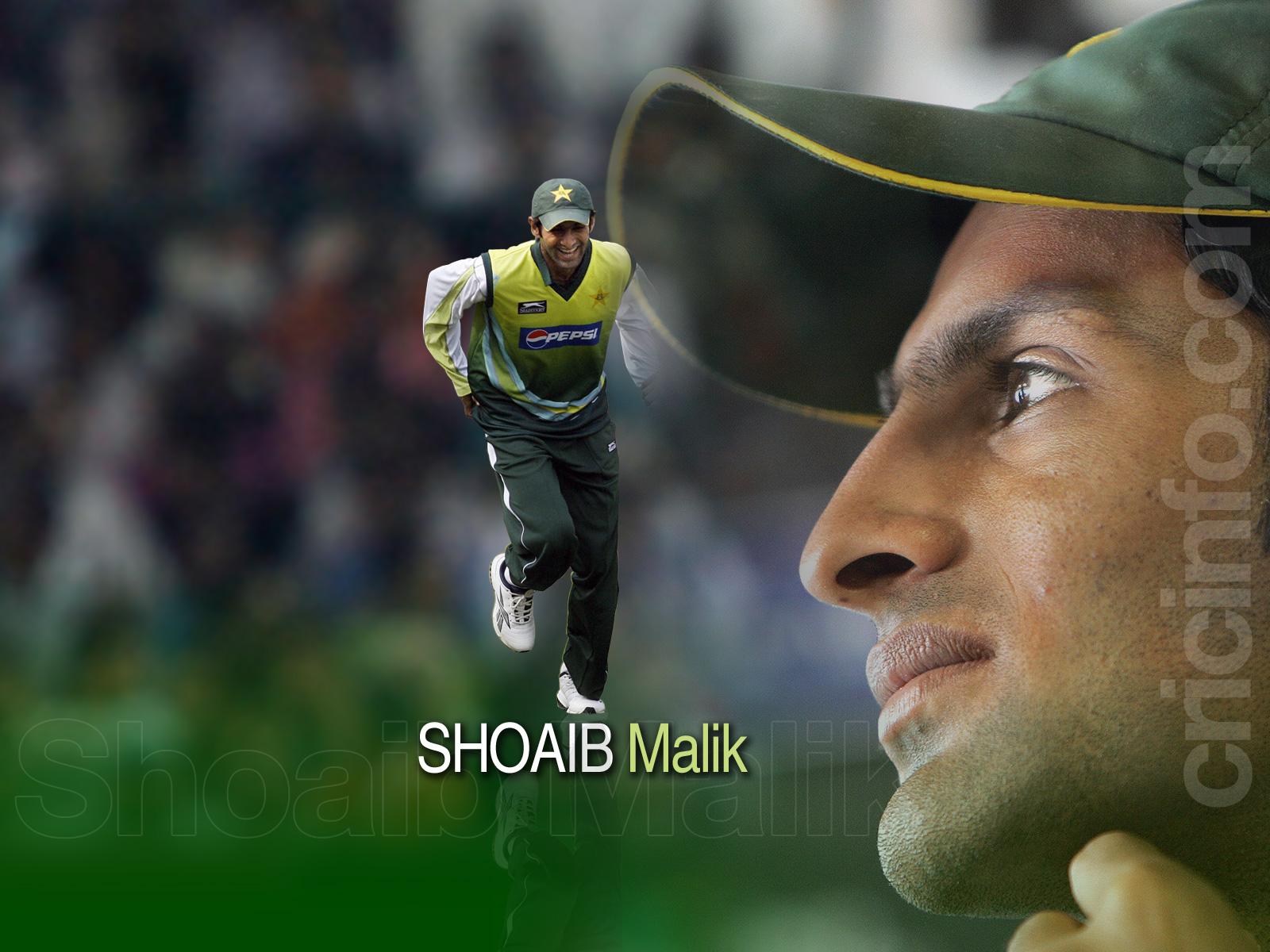 Shoaib Malik | Cricket Wallpapers | ESPNcricinfo