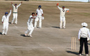 Hemant Dogra stands his ground while the Rajasthan bowlers make an unsuccessful appeal, Himachal Pradesh v Rajashtan, Ranji Tropy Super League, Group A, 7th round, 1st day, Dharamsala, December 25, 2007