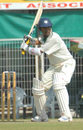 Railways' Sanjib Sanyal struck a century, Kerala v Railways, Ranji Trophy Plate League, 2nd semi-final, 3rd day, Nagpur, December 27, 2007
