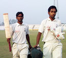 Barisal's Imran Ahmed and Abul Bashar shared a 150-run stand, Barisal v Sylhet, National Cricket League 9th round, 3rd day, Bogra, December 29, 2007