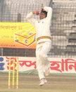 Rajshahi's Farhad Hossain took four wickets, Rajshahi v Khulna, National Cricket League 9th round, 2nd day, Rajshahi Stadium, December 28, 2007