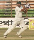 Dhaka's Nazmul Hossain smashed 95 off 114 balls, Chittagong v Dhaka, National Cricket League 9th round, 2nd day, Chittagong, December 28, 2007