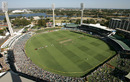 A wide angle view of the WACA, Australia v India, 3rd Test, 1st day, Perth, January 16, 2008