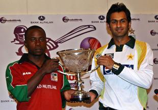 Pakistan vs Zimbabwe Bank AlFalah Cup 2008