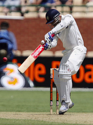 Virender Sehwag played as only he knows how to, Australia v India, 4th Test, Adelaide, 1st day, January 24, 2008
