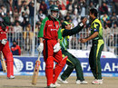 Kamran Hussain struck two early blows, Pakistan v Zimbabwe, 4th ODI, Mobilink Cup, Faisalabad, January 30, 2008