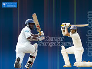Kumar Sangakkara, winner Test batting