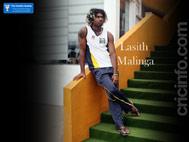 Lasith Malinga, winner ODI bowling
