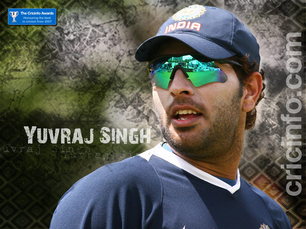 Yuvraj Singh, winner T20 batting. Other wallpaper sizes: 800x600