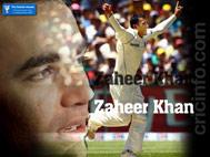 Zaheer Khan, winner Test bowling