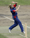 Rosalie Birch claimed a brace of wickets with her offspin, Australia Women v England Women, 1st ODI, Melbourne, February 3, 2008