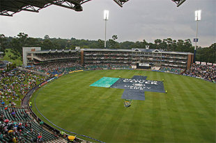 The Wanderers Stadium