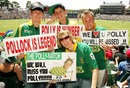 Fans express their thoughts on Shaun Pollock