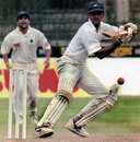 Roshan Mahanama on his way to 225, Sri Lanka v India, 1st Test, August 5, 1997