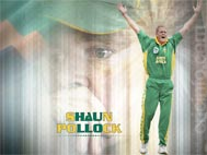 Shaun Pollock retires from international cricket