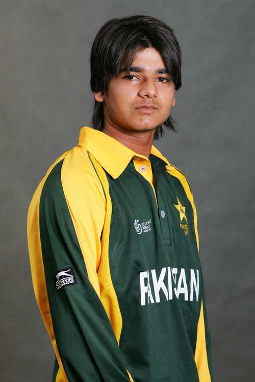 Shahzaib Ahmed, player portrait | Cricket Photo | ESPN Cricinfoshahzaib
