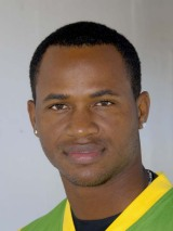 Portrait of Marlon Samuels