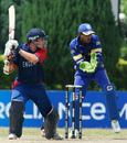 Billy Godleman's 57 set up England's chase