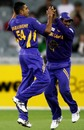 Ishara Amerasinghe picked up three wickets, Australia v Sri Lanka, CB Series, 12th ODI, Melbourne, February 29, 2008