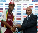 Jason Dawes was Man of the Match for his 4 for 18, Nepal v West Indies, plate final, Under-19 World Cup, Kuala Lumpur, March 1, 2008